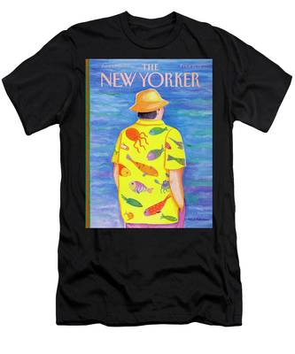 New Yorker June 13th, 1988 Men's T-Shirt (Athletic Fit)