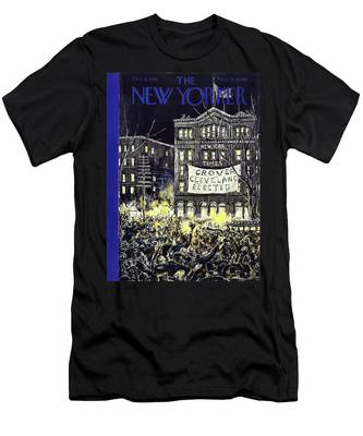 New Yorker October 31 1936 Men's T-Shirt (Athletic Fit)