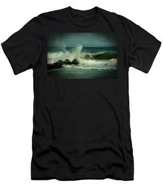 Ocean Impact - Jersey Shore Men's T-Shirt (Athletic Fit)