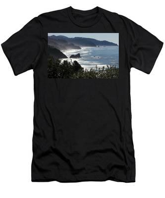 Pacific Mist Men's T-Shirt (Athletic Fit)