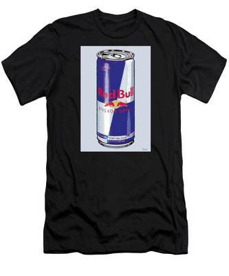 Red Bull Ode To Andy Warhol Men's T-Shirt (Athletic Fit)