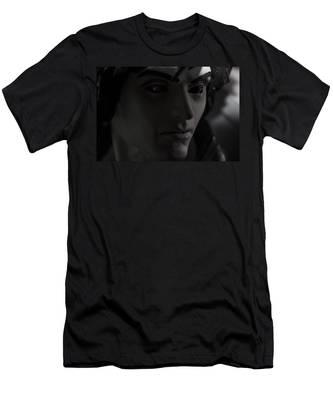 Sandman Portrait - Morpheus Men's T-Shirt (Athletic Fit)