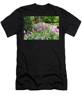 Spring Gardens Men's T-Shirt (Athletic Fit)