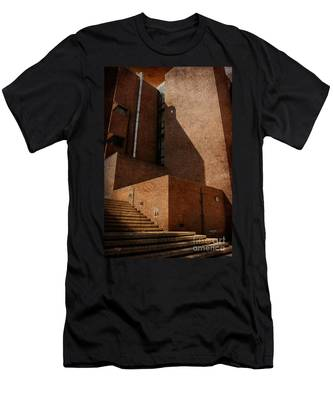 Stairway To Nowhere Men's T-Shirt (Athletic Fit)