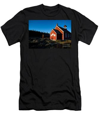 Sunday Morning Coming Down Men's T-Shirt (Athletic Fit)