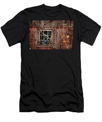 Tangled Up In Time Men's T-Shirt (Athletic Fit)
