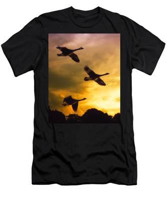 The Journey South Men's T-Shirt (Athletic Fit)