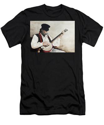 The Music Man Men's T-Shirt (Athletic Fit)