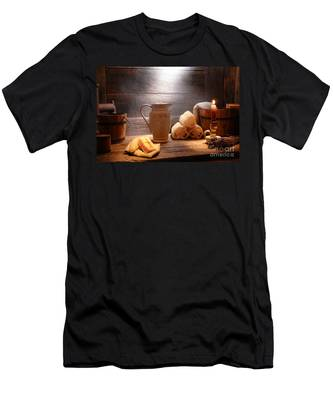 The Old Bathroom Men's T-Shirt (Athletic Fit)