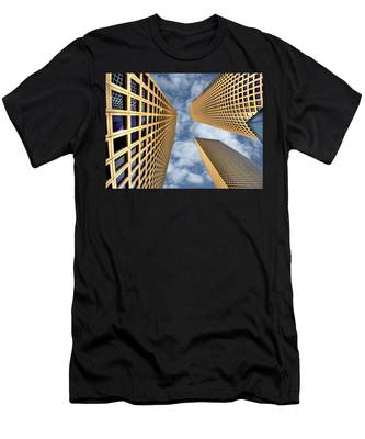 The Sky Is The Limit Men's T-Shirt (Athletic Fit)