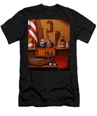 The Workshop Men's T-Shirt (Athletic Fit)