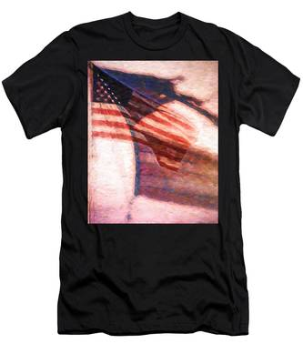 Through War And Peace Men's T-Shirt (Athletic Fit)