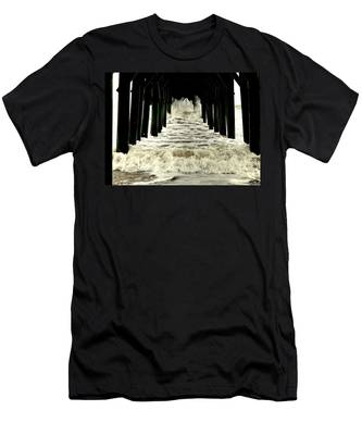 Tunnel Vision Men's T-Shirt (Athletic Fit)