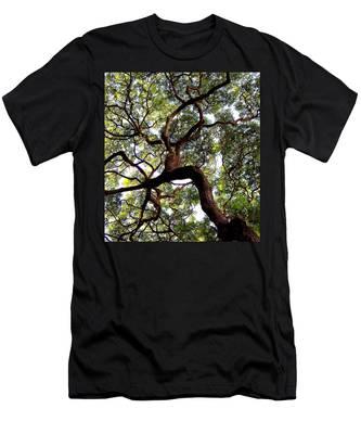 Veins Of Life Men's T-Shirt (Athletic Fit)