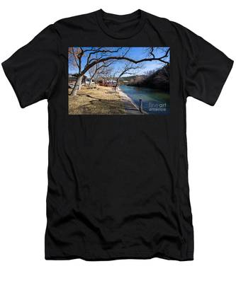 We Are Trees And We Are Life Men's T-Shirt (Athletic Fit)