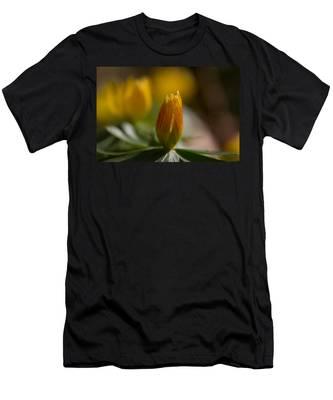 Winter Aconite Men's T-Shirt (Athletic Fit)