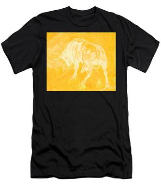 Yellow Bull Negative Men's T-Shirt (Athletic Fit)