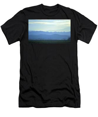 Layers Men's T-Shirt (Athletic Fit)