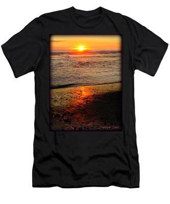 Sun Kissed Men's T-Shirt (Athletic Fit)