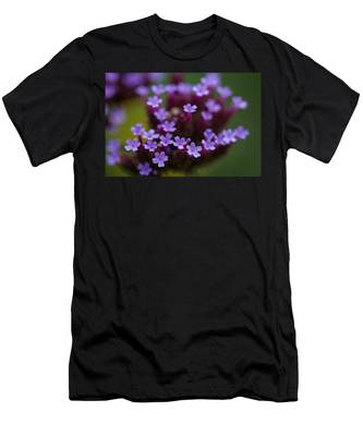 tiny blossoms II Men's T-Shirt (Athletic Fit)