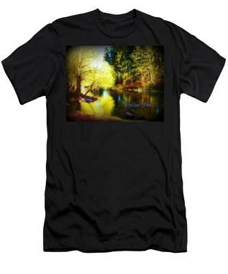Woodland Park Men's T-Shirt (Athletic Fit)