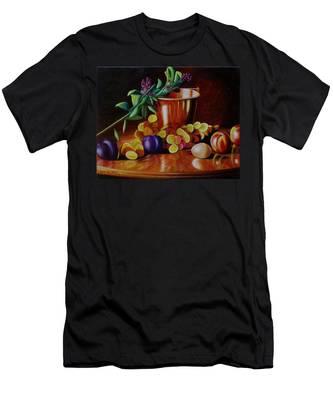 Pail Of Plenty Men's T-Shirt (Athletic Fit)