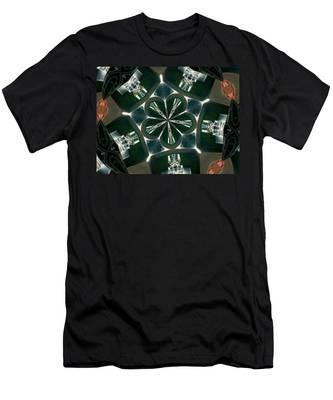Geo 4 Men's T-Shirt (Athletic Fit)