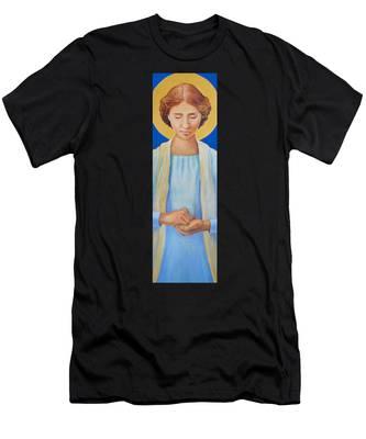 Helen Keller Men's T-Shirt (Athletic Fit)
