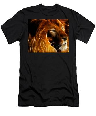 Lord Of The Jungle Men's T-Shirt (Athletic Fit)