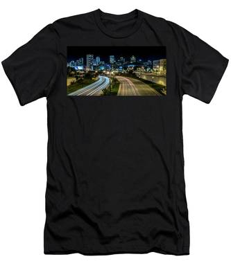 Round The Bend Men's T-Shirt (Athletic Fit)