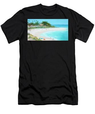 San Clemente Beach California Men's T-Shirt (Athletic Fit)
