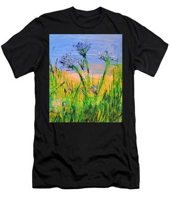 Thistles One Men's T-Shirt (Athletic Fit)