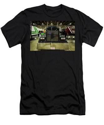 2000 Kenworth W900 Men's T-Shirt (Athletic Fit)