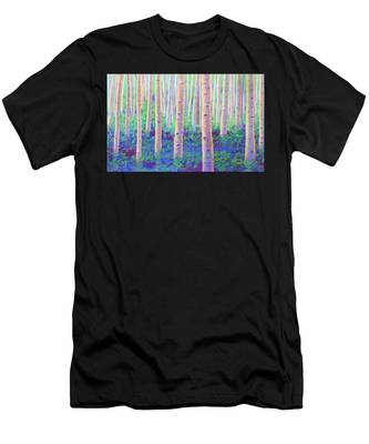 Aspens In Aspen Men's T-Shirt (Athletic Fit)