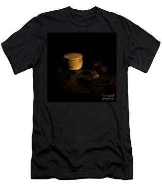 Beauty Cream Men's T-Shirt (Athletic Fit)