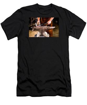 Blacksmith Men's T-Shirt (Athletic Fit)