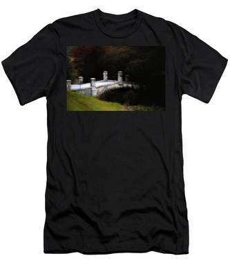 Bridge To Darkness Men's T-Shirt (Athletic Fit)