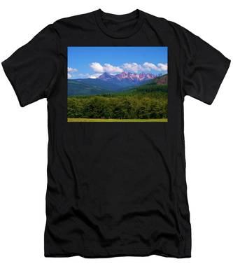 Cascade Sisters Men's T-Shirt (Athletic Fit)