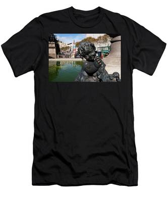 Cherub Men's T-Shirt (Athletic Fit)
