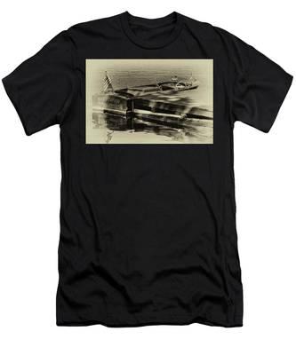 Vintage Chris Craft - 1958 Men's T-Shirt (Athletic Fit)