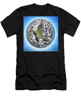 Confluence Men's T-Shirt (Athletic Fit)