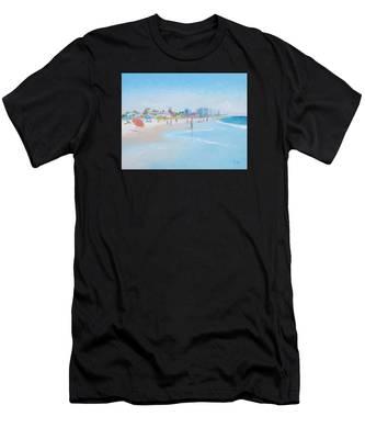 Coronado Beach San Diego Men's T-Shirt (Athletic Fit)