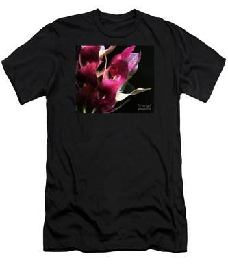 Crimson Men's T-Shirt (Athletic Fit)