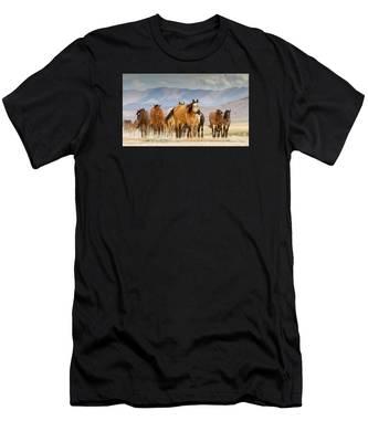 Desert Travelers Men's T-Shirt (Athletic Fit)