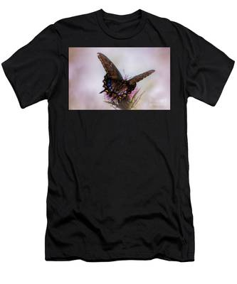 Dream Of A Butterfly Men's T-Shirt (Athletic Fit)