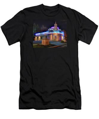 Eclipse Men's T-Shirt (Athletic Fit)