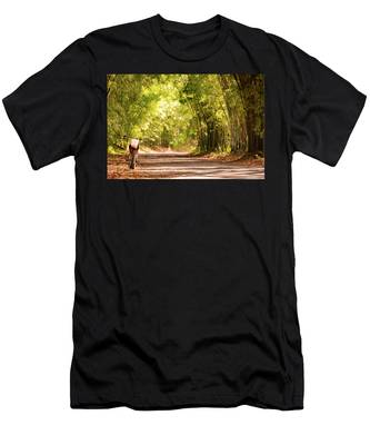 Jamaican Estate Men's T-Shirt (Athletic Fit)