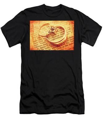 Everlasting Love Men's T-Shirt (Athletic Fit)
