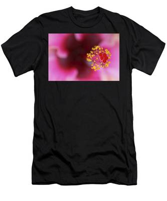 Extreme Hibiscus Men's T-Shirt (Athletic Fit)