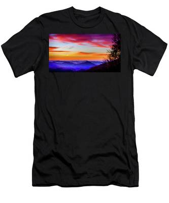 Fall On Your Knees Men's T-Shirt (Athletic Fit)